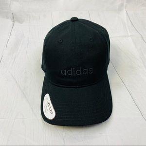 NWT Women's Adidas Black Hat